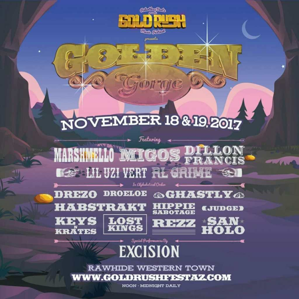 GoldRush Music Festival