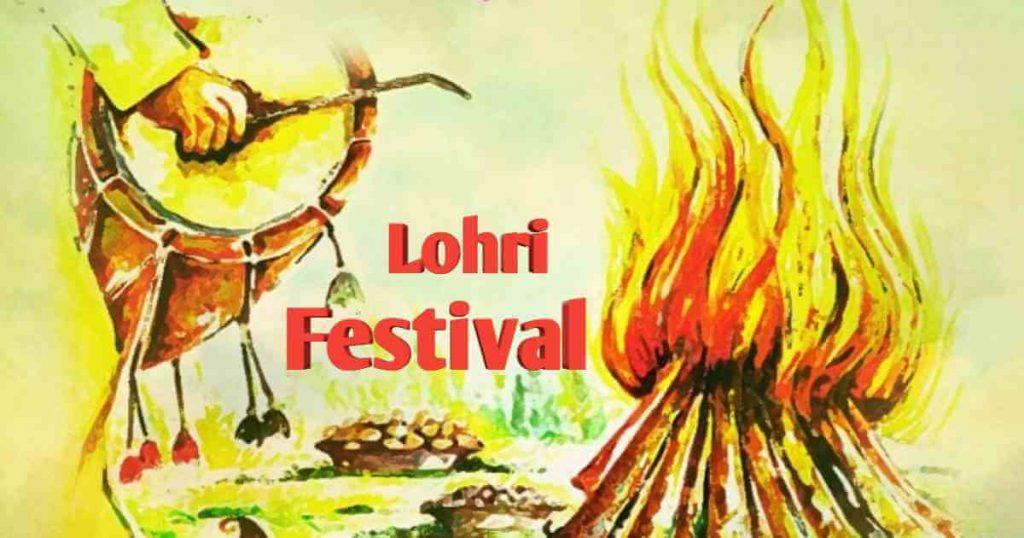 Happy Lohri 2019 Image. Fresh News India.