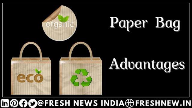 Advantages of Paper Bag