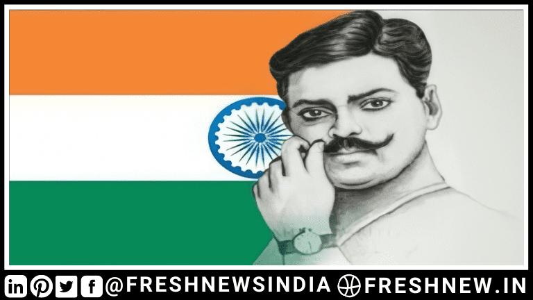 Chandra Shekhar Azad Jayanti [Hindi] Quotes, Essay, Death, Wife, Slogan