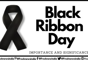 Black Ribbon Day 2021 Meaning, History, Celebration, Significance
