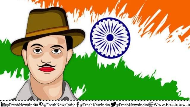 भगत सिंह की 114वीं जयंती पर उद्धरण (Quotes)
