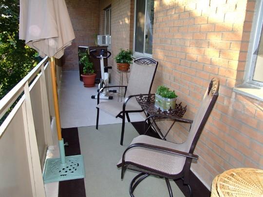 Stunning Apartment Balcony Cover Contemporary - Interior Design ...