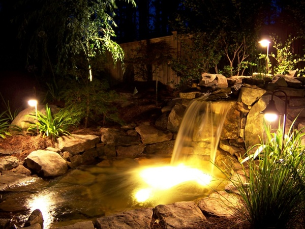 Natural Ideas Edging Pond