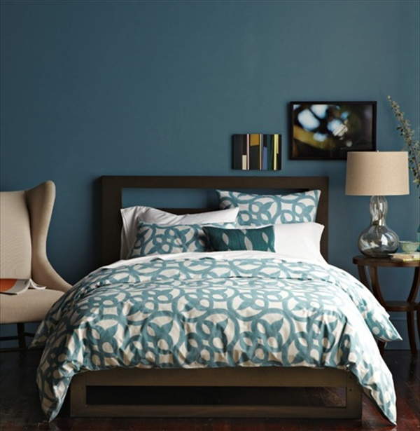 teal bedroom ideas cool 9a12 - tjihome