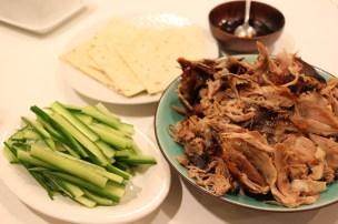 Homemade 'British' Crispy Aromatic Roast Duck