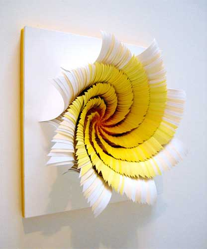 corioliseffect34 Beautiful Paper Work by Jen Stark