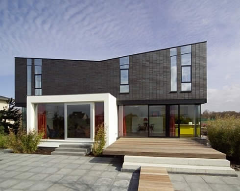 koehler m house 1 M House Offers Full Prvacy in the Netherlands