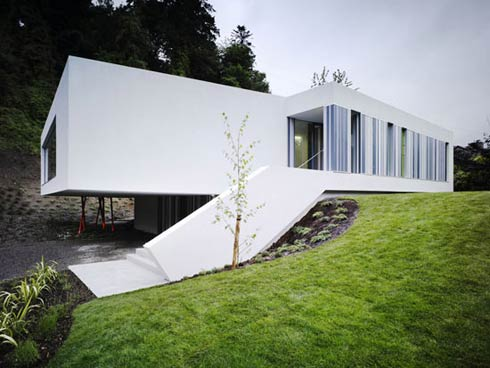 home odos architects3 House in Wicklow by Odos Architects