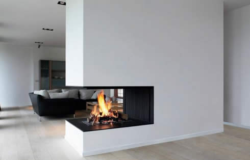 metalfire fireplaces 1 Modern Fireplaces from MetalFire: Sizzling fashion with scorching hot design