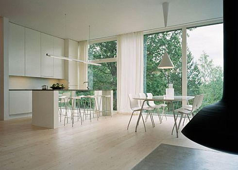 no5 house sweden 6 No.5 House: Stylish minimalist home in the heart of Sweden