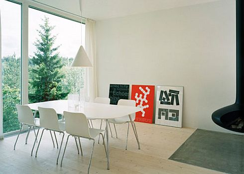 no5 house sweden 7 No.5 House: Stylish minimalist home in the heart of Sweden