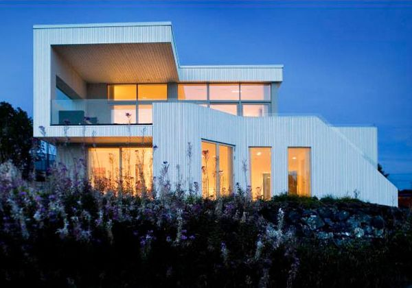 Nordic Architecture- Norwegian Contemporary Villa Design 1