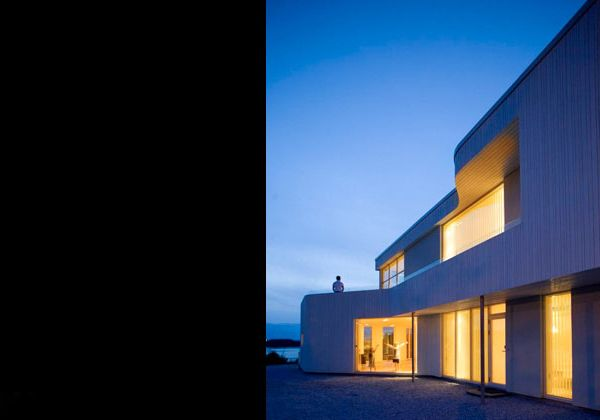Nordic Architecture- Norwegian Contemporary Villa Design 8