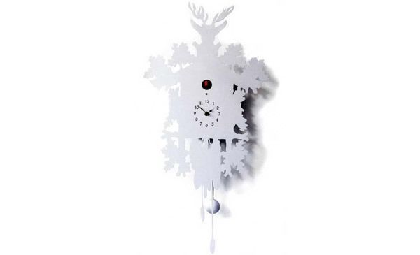 Chic Cuckoo Clock by Klaus Rosburg 2