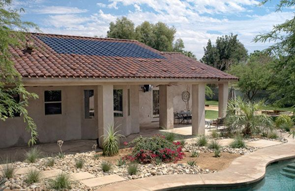 sp1 Remarkable Design : Save Energy with Solar Roof Tiles
