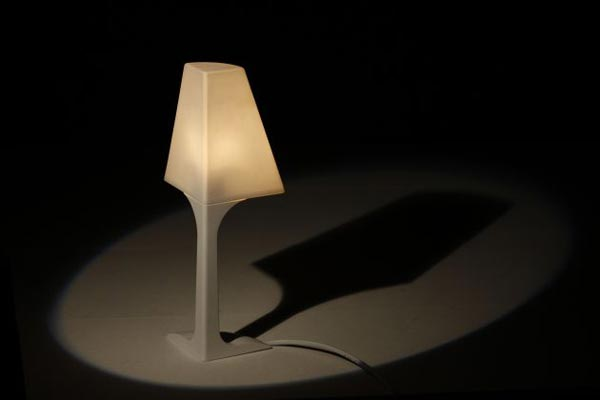 stand lights5 Corner Lamp by Korean Designer Ji Young Shon