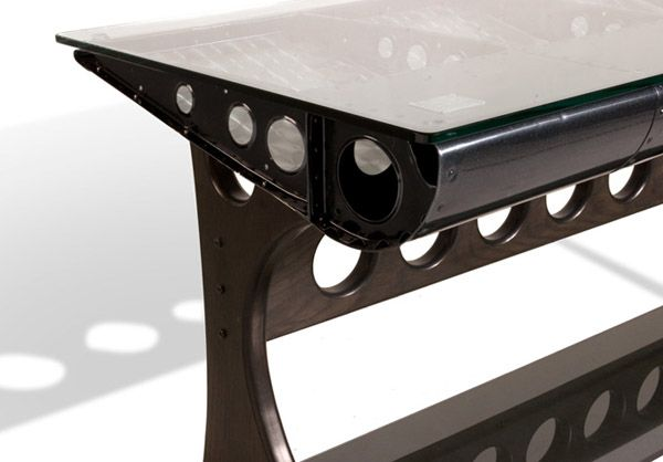 AileronCredenza 3 From Wing to Table: The Aileron Credenza