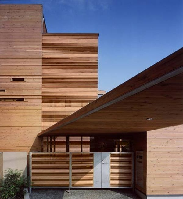 house in wakaura by archivi architects associates14 House in Wakaura, Japan, from Archivi Architects&Associates