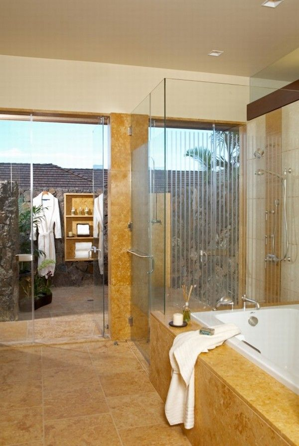 hualalai luxury home design master bath 554x827 Luxury Home in Hualalai
