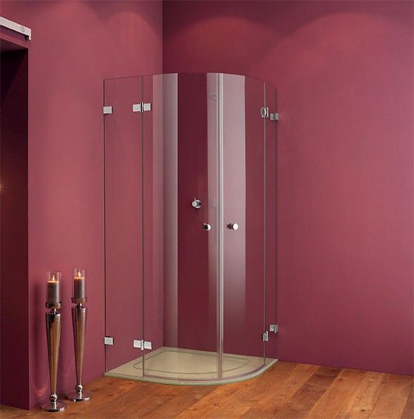 shower2 Transparence and Style  New Frameless Shower from Sprinz