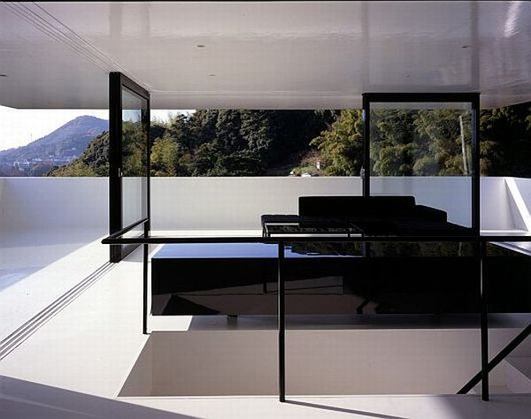 Scenic Mansion by Suppose Design Office 10 The House Caught Between The Sea And The Mountains
