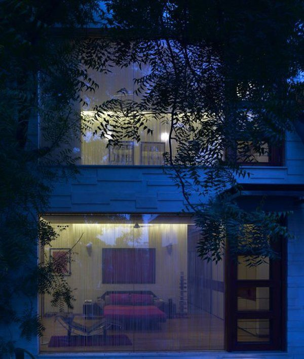 N85 Residence by Morphogenesis 13 N85 Residence in New Delhi
