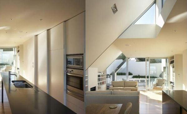 Salamanca House by Parsonson Architects 145 Great Architecture Under Space Constrains :  Salamanca House