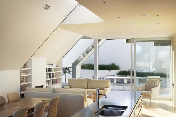 Salamanca House by Parsonson Architects 3 Great Architecture Under Space Constrains :  Salamanca House