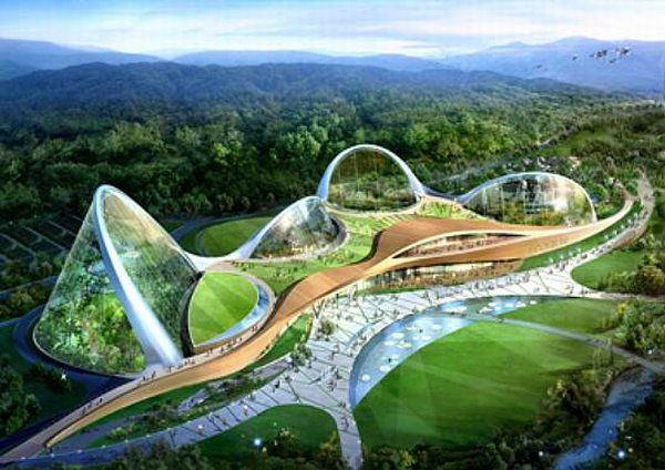 The Ecorium Project 7 Sustainability in Action:The Ecorium Project in South Korea, A Giant Nature Reserve