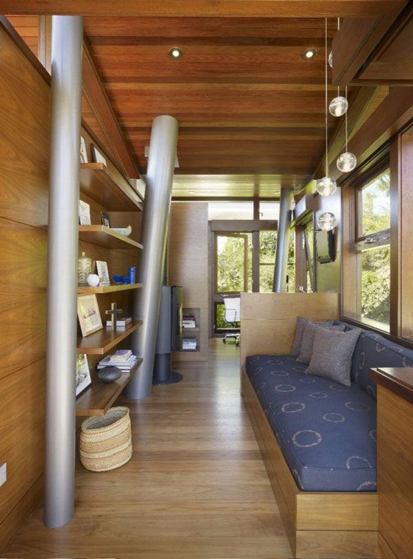 luxury tree house rpa 4 Tree House overlooking L.A., a Luxurious Place of Retreat