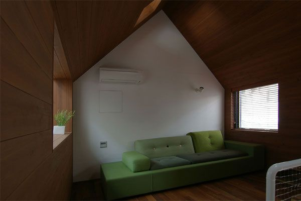 san 10 An Original Architectural Concept: The Sandwich House From Ryoichi Kojima