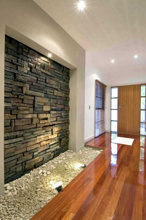 stone interiors2 How Do You Feel About Indoor Stone Walls ?