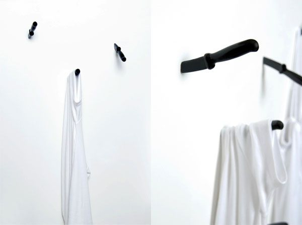 Knifehooks 25 of the Most Creative Wall Hook Designs