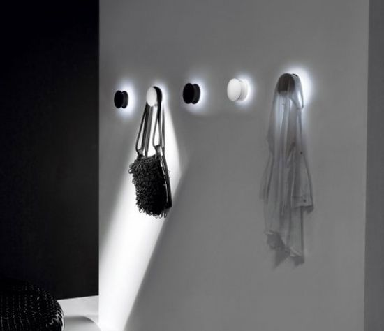 alone wall hook light 25 of the Most Creative Wall Hook Designs