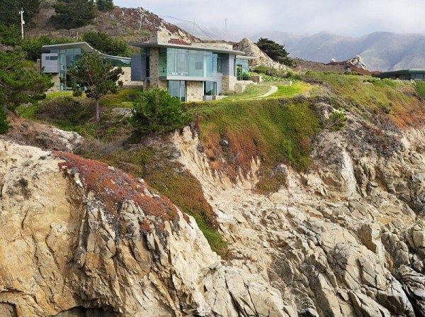 spectacular oceanfront view property house1 Spectacular House by the Ocean from Sagan Piechota Architecture