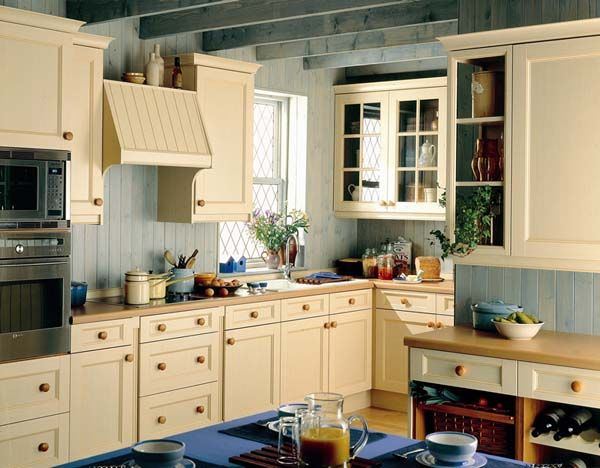 ARTE big1 25 Inspiring and Delightful Traditional Kitchen Designs