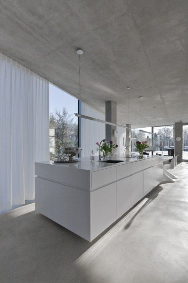 H house123 H House, a Hypnotizing Glass Residence in The Netherlands