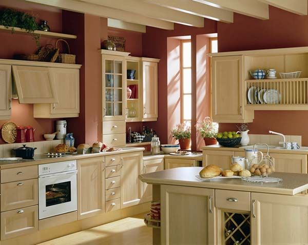 NEW ENGLAND big1 25 Inspiring and Delightful Traditional Kitchen Designs