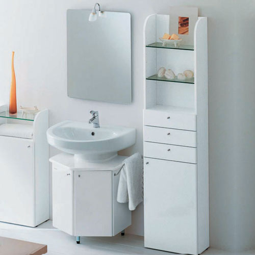 Small and Exquisite MDF PVC Vanity Big Design Ideas for Small Bathrooms