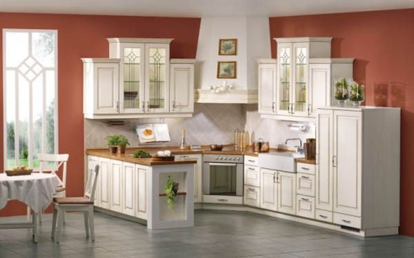 arkada oak patina 554x3451 25 Inspiring and Delightful Traditional Kitchen Designs