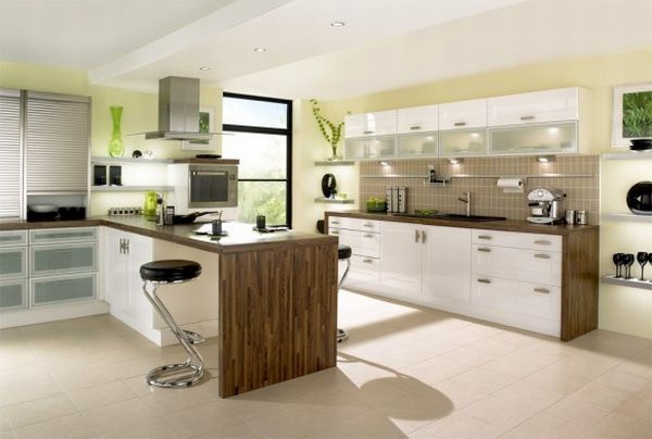 mvk contemporary kitchen 582x392 25 Modern Kitchen Designs That Will Rock Your Cooking World