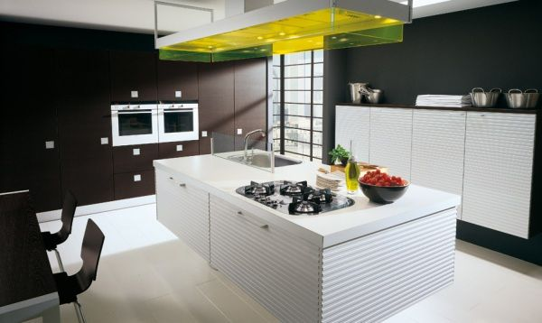 new modern kitchen31 25 Modern Kitchen Designs That Will Rock Your Cooking World