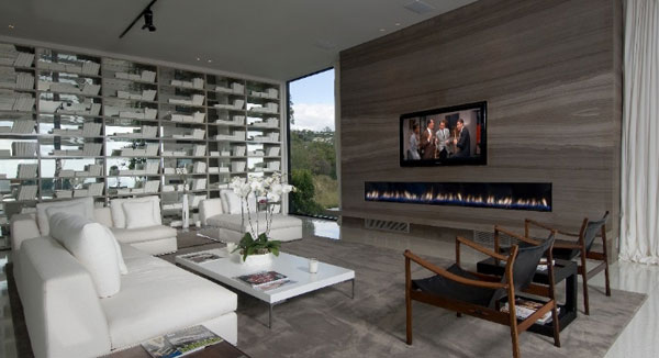 steve hermann234 Spectacular Beverly Hills Residence, a Showcase of Modern Living