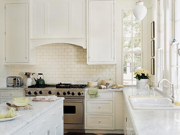 tile white subway 6 Tips to Choose the Perfect Kitchen Tile