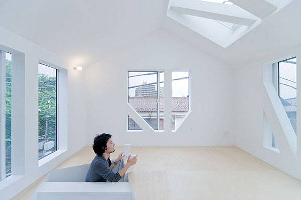 Tokyo Apartment 4 Original and Intriguing 5 in 1 Home in Tokyo