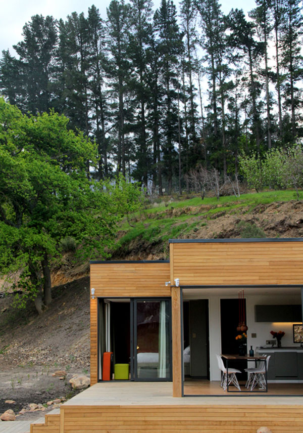 0amazing residence Compact Residence Embedded in a Dreamy Landscape: The Ecomo Home