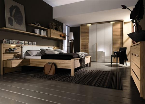 Elegant Contemporary Natural Bedroom Interior Design Dreamy Bedroom Furniture from Hulsta