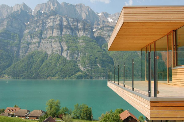 wh 191010 06 940x624 Sweet Nature Getaway: The Walensee Mountain Home in Switzerland