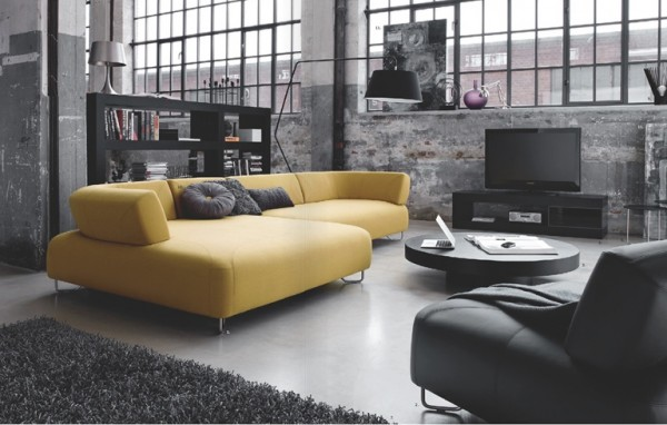 yellow decor focal point e1287443214322 10 Ways to Enlighten your Home Using Yellow